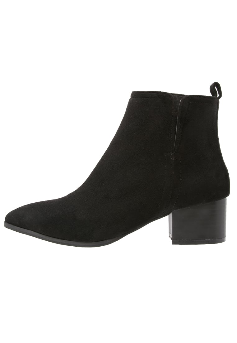 Missguided Ankle boot black - WZF1603112