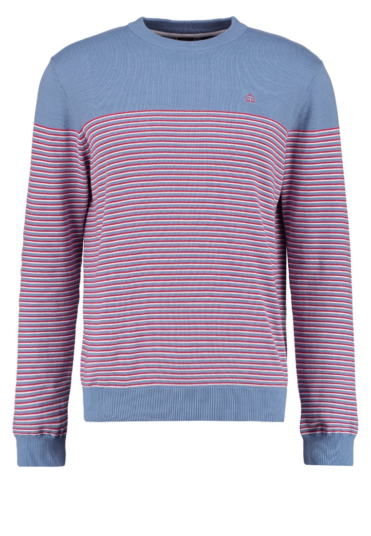 Merc BIRCH Sweter dust blue - 1617111
