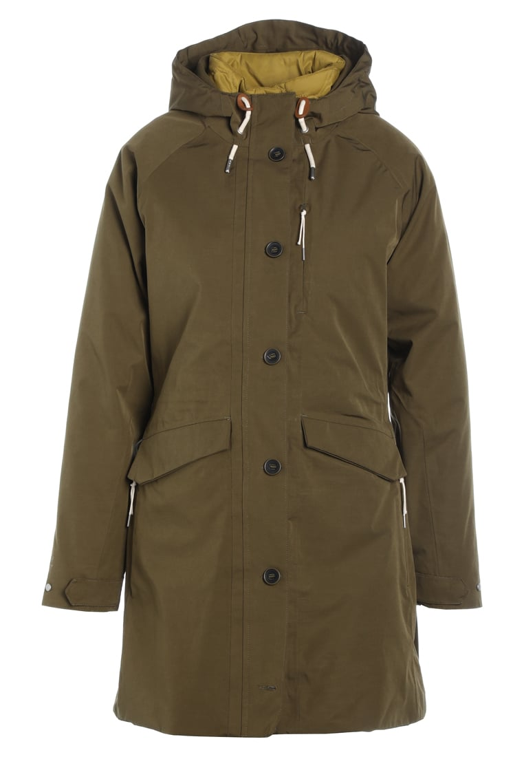 Craghoppers 3IN1 Parka dark moss/sulph - CWP980