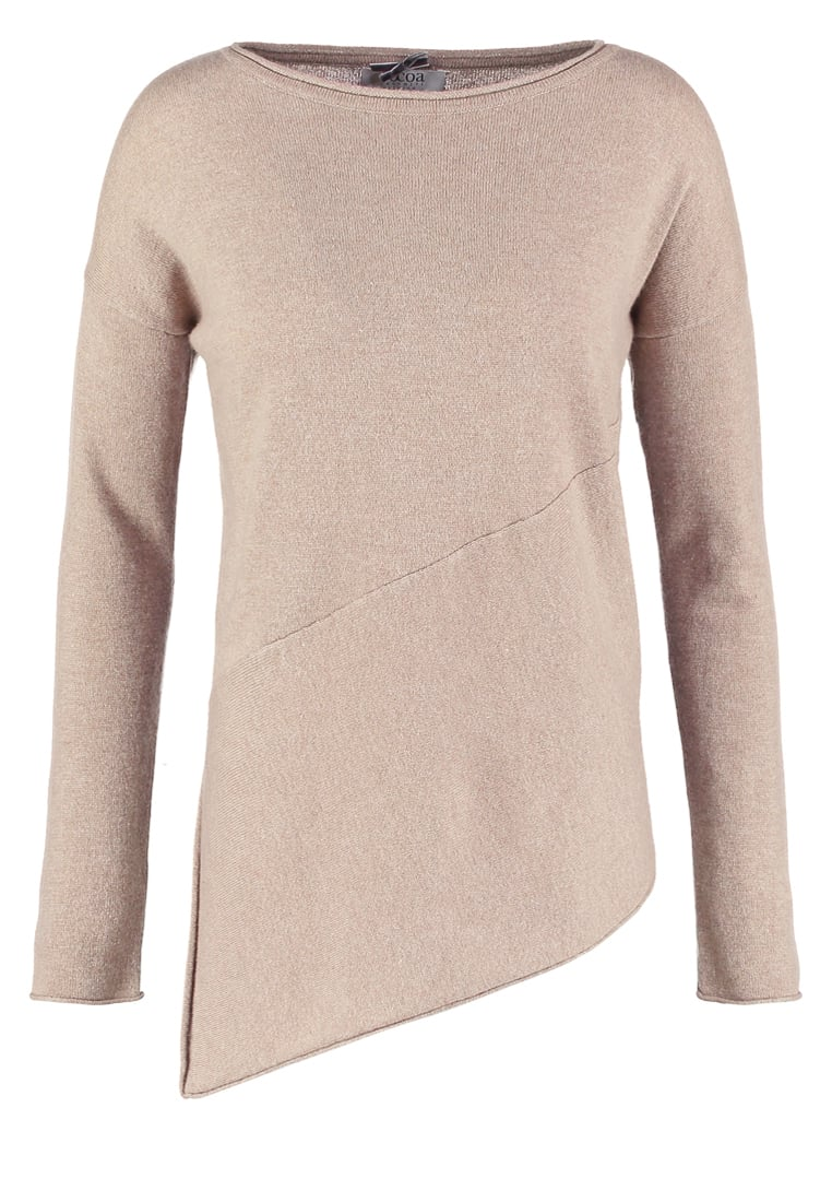 Cocoa Cashmere Sweter mink - CC991