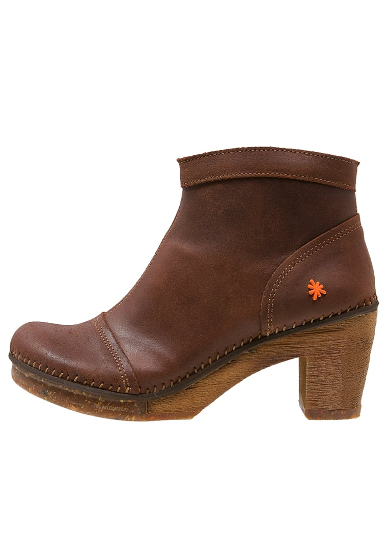 Art AMSTERDAM Ankle boot brown - 316