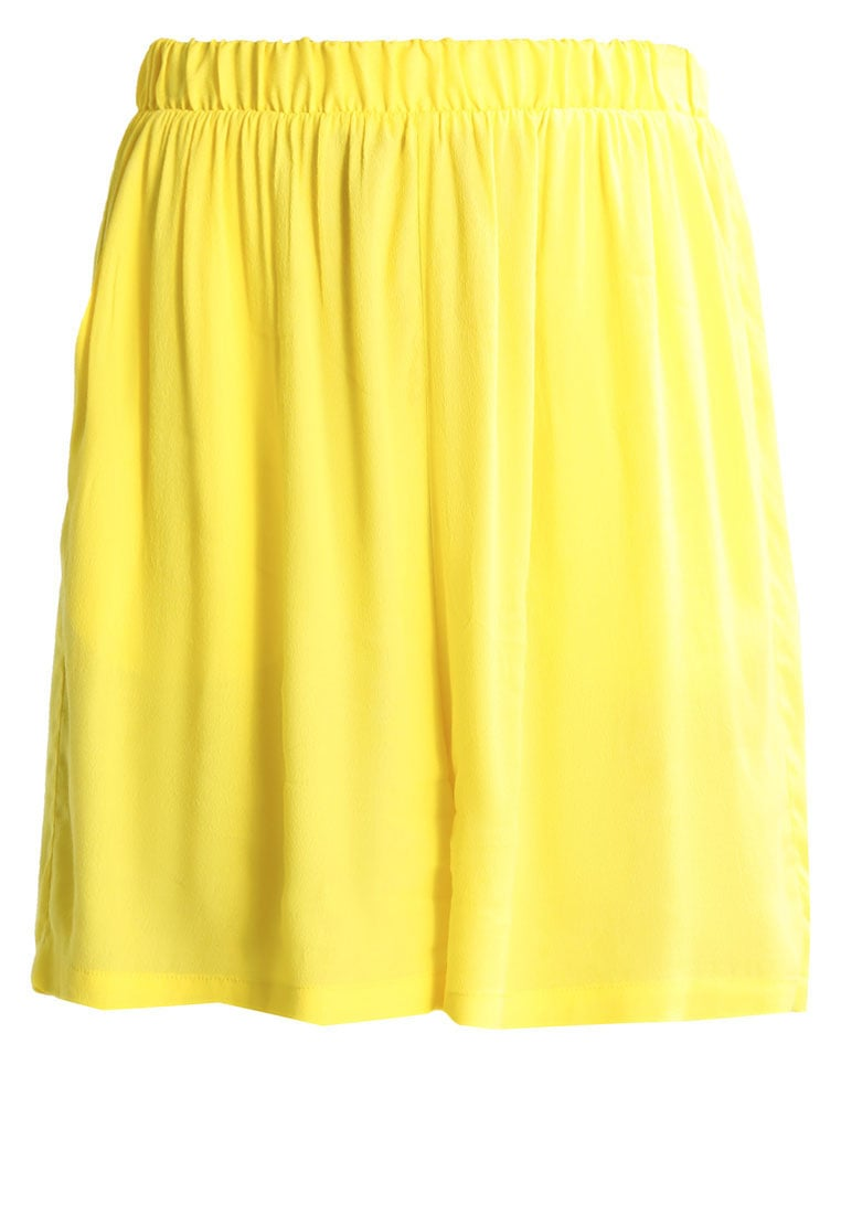 Minimum ANDEA Szorty bright yellow - 14194212