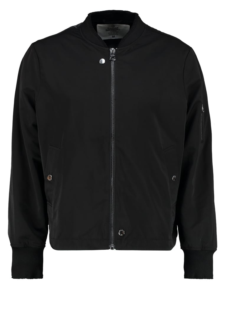 Cheap Monday BEAT Kurtka Bomber black - 0386485