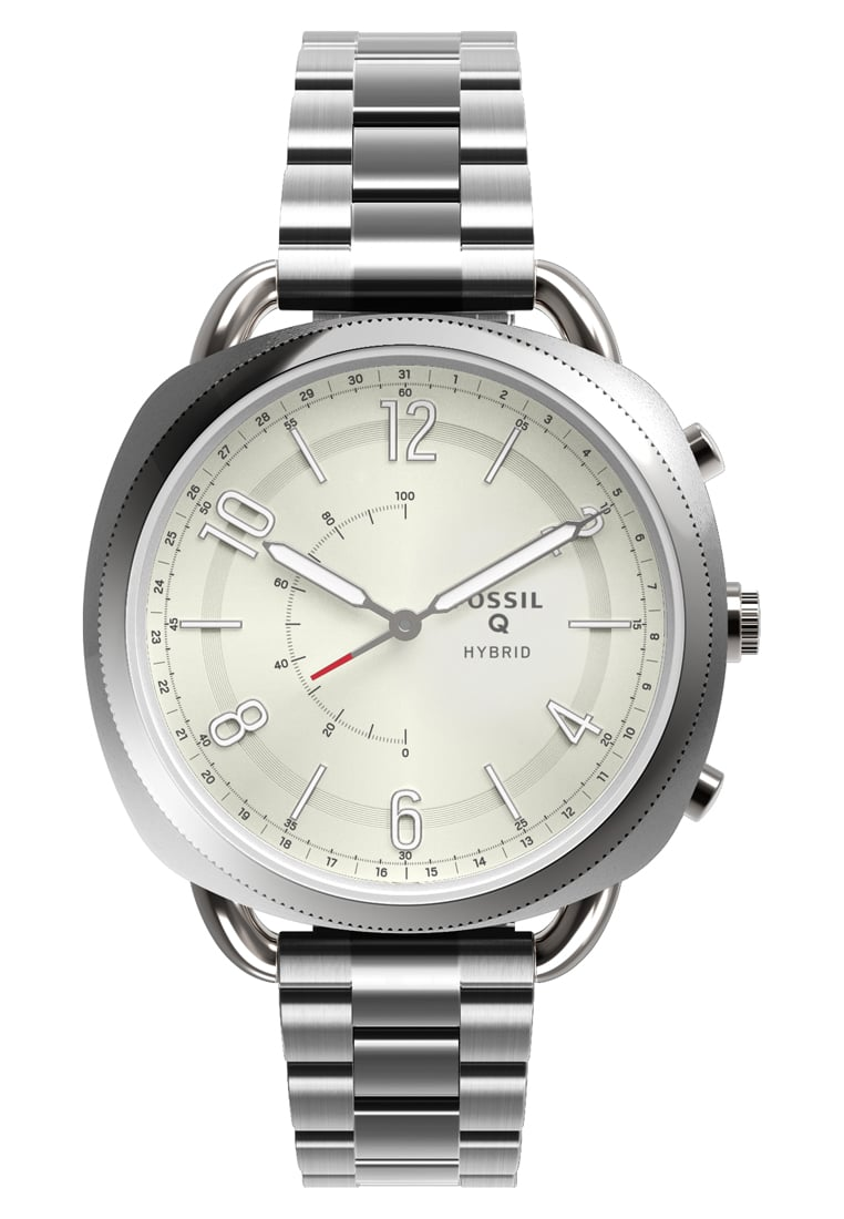 Fossil Q Q ACCOMPLICE Zegarek silvercoloured - FTW1202