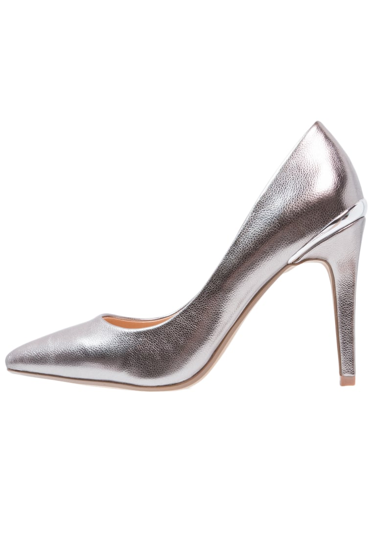 Head over Heels by Dune ADDELYN Szpilki pewter - ADDELYN