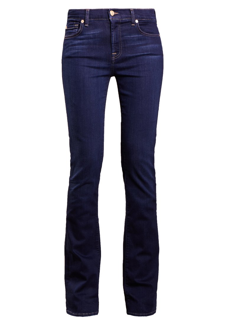 7 for all mankind Jeansy Bootcut indigo - JSWB887XHA