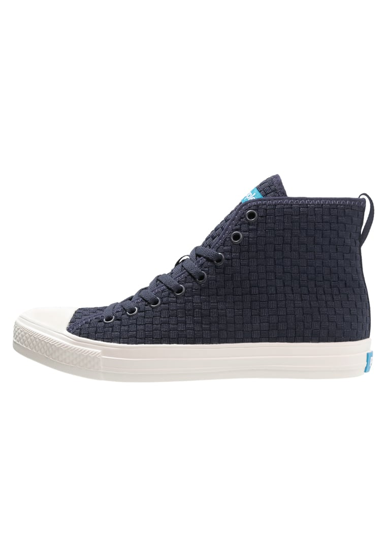 People Footwear PHILLIPS Tenisówki i Trampki wysokie paddington blue/picket white - NC01H