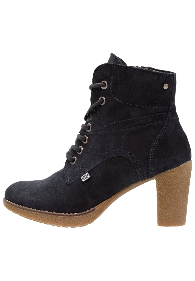 Scapa Ankle boot blue - 10/10077