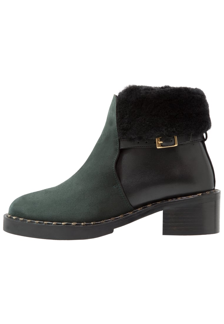 another project Ankle boot dark green - 5365