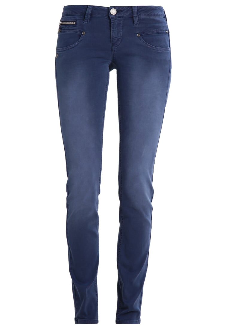 Freeman T. Porter ALEXA Jeansy Slim fit insignia blue - Alexa Slim New Magic Color 00025638_NMC15