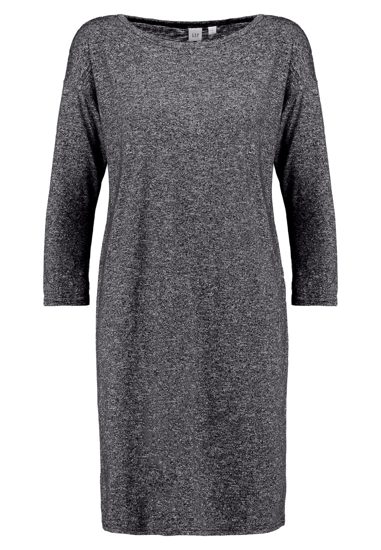 GAP Sukienka z dżerseju charcoal heather