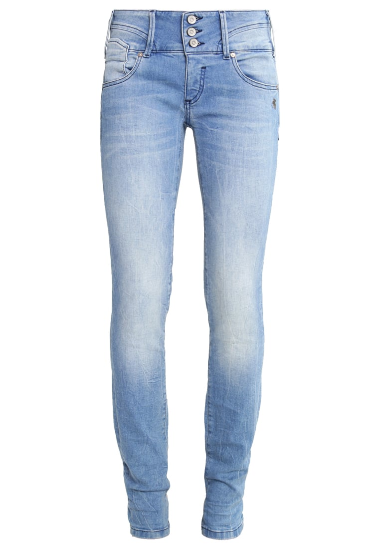 Mogul GOLDIE Jeansy Slim fit blue lagoon - 00016923-4730