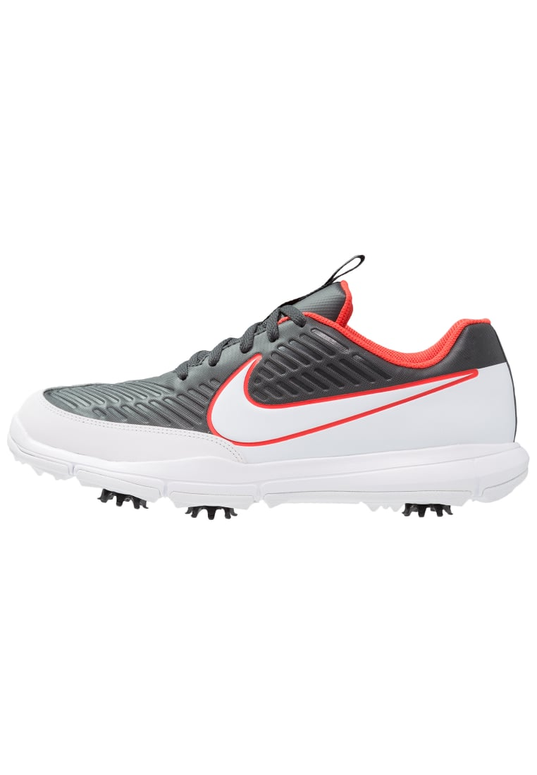 Nike Golf EXPLORER 2 S Buty do golfa max orange/white/black - 922004
