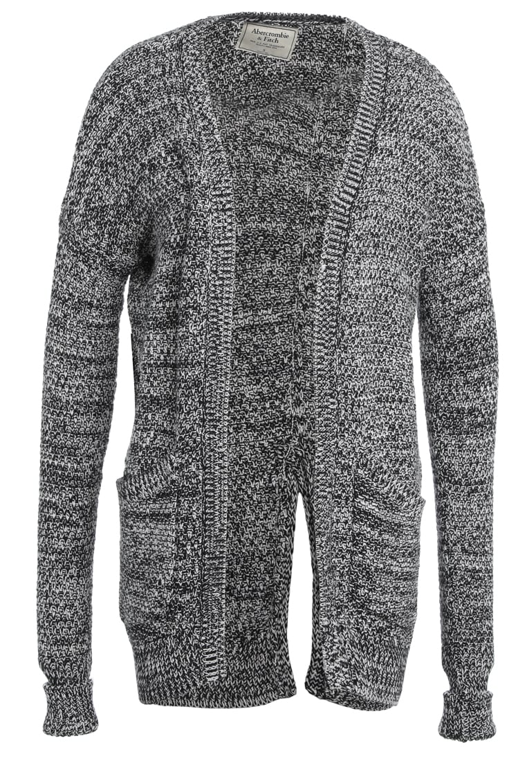 Abercrombie & Fitch Kardigan heather grey - KI150-6404