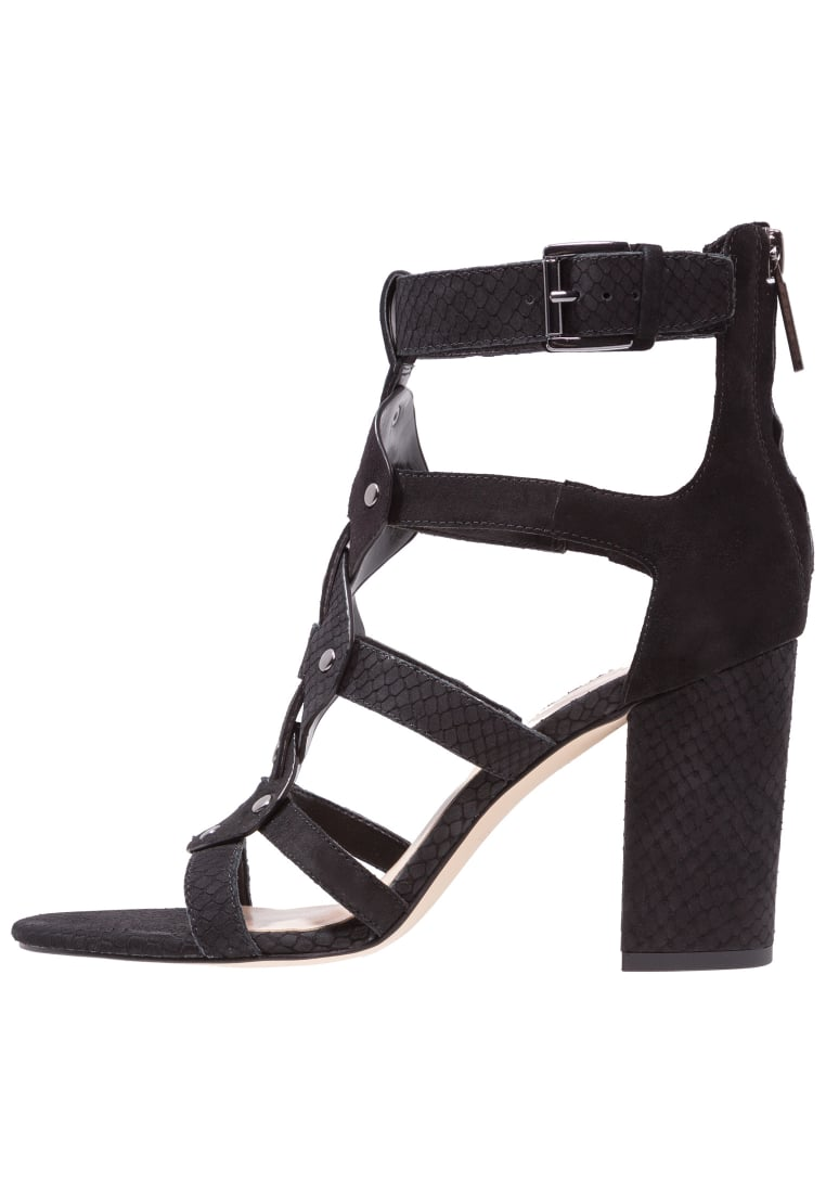 Nine West BRADDY Sandały black - BRADDY