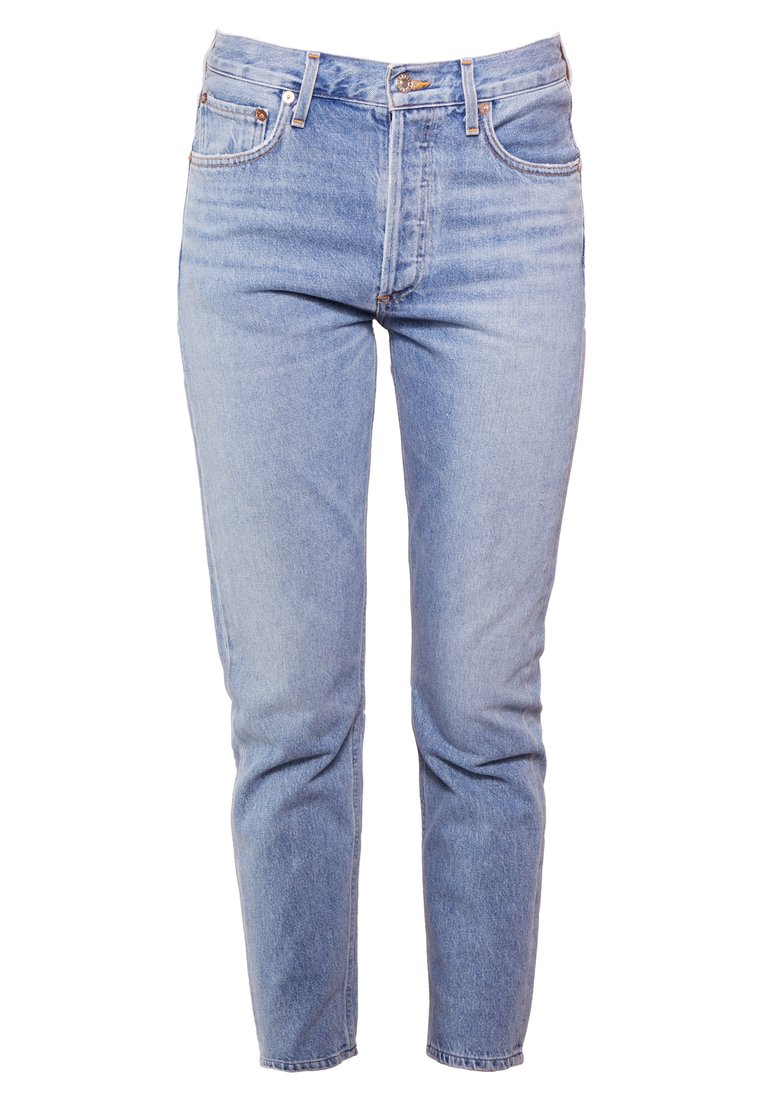 Agolde JAMIE HIGHRISE Jeansy Relaxed Fit brook - A045B-2083