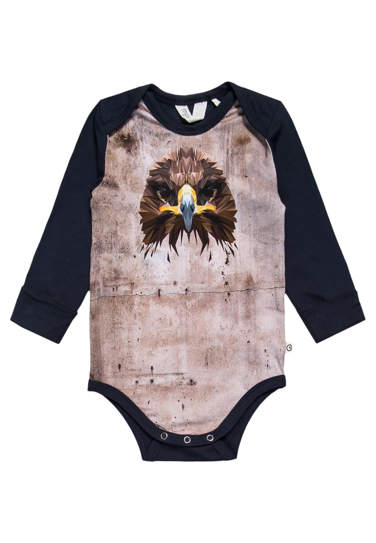 Müsli by GREEN COTTON SPICY EAGLE Body navy - 1582016100