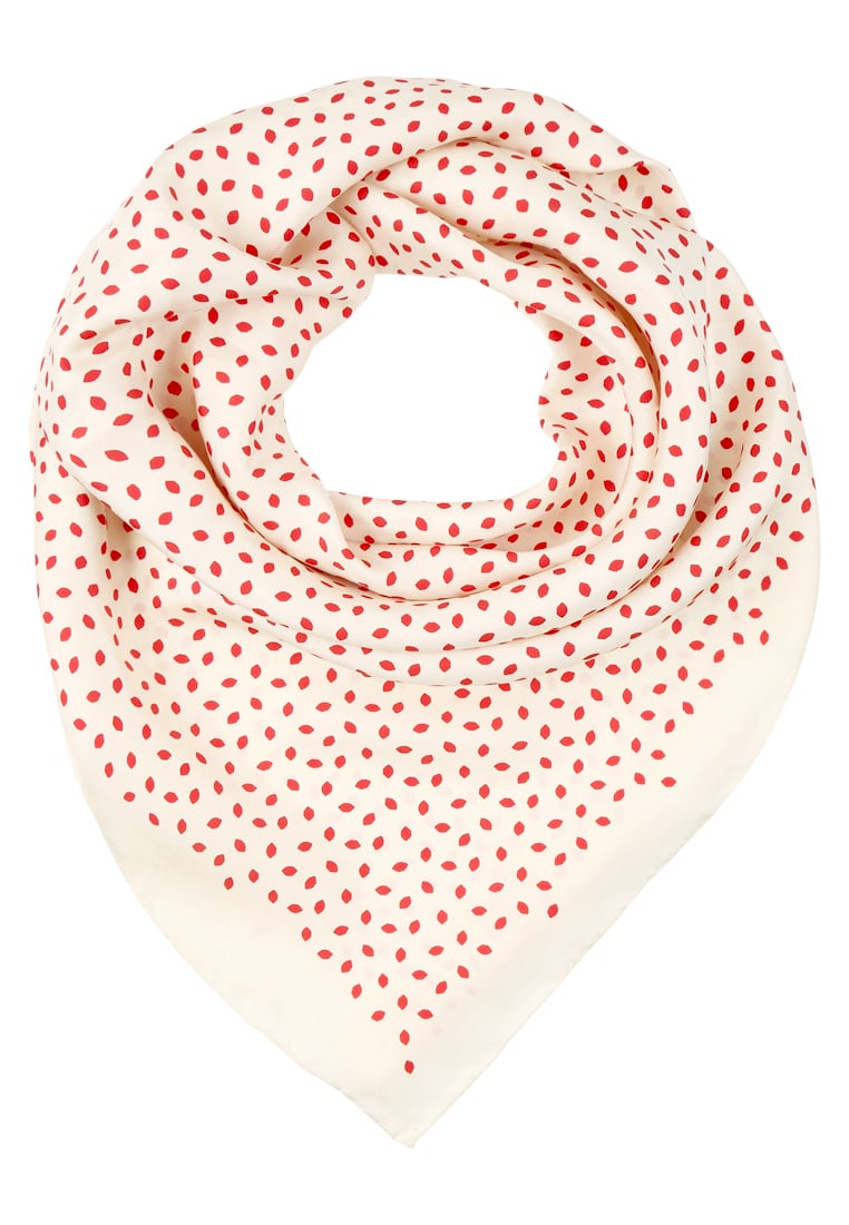 Lulu Guinness Chusta porcelain/red - 50129850