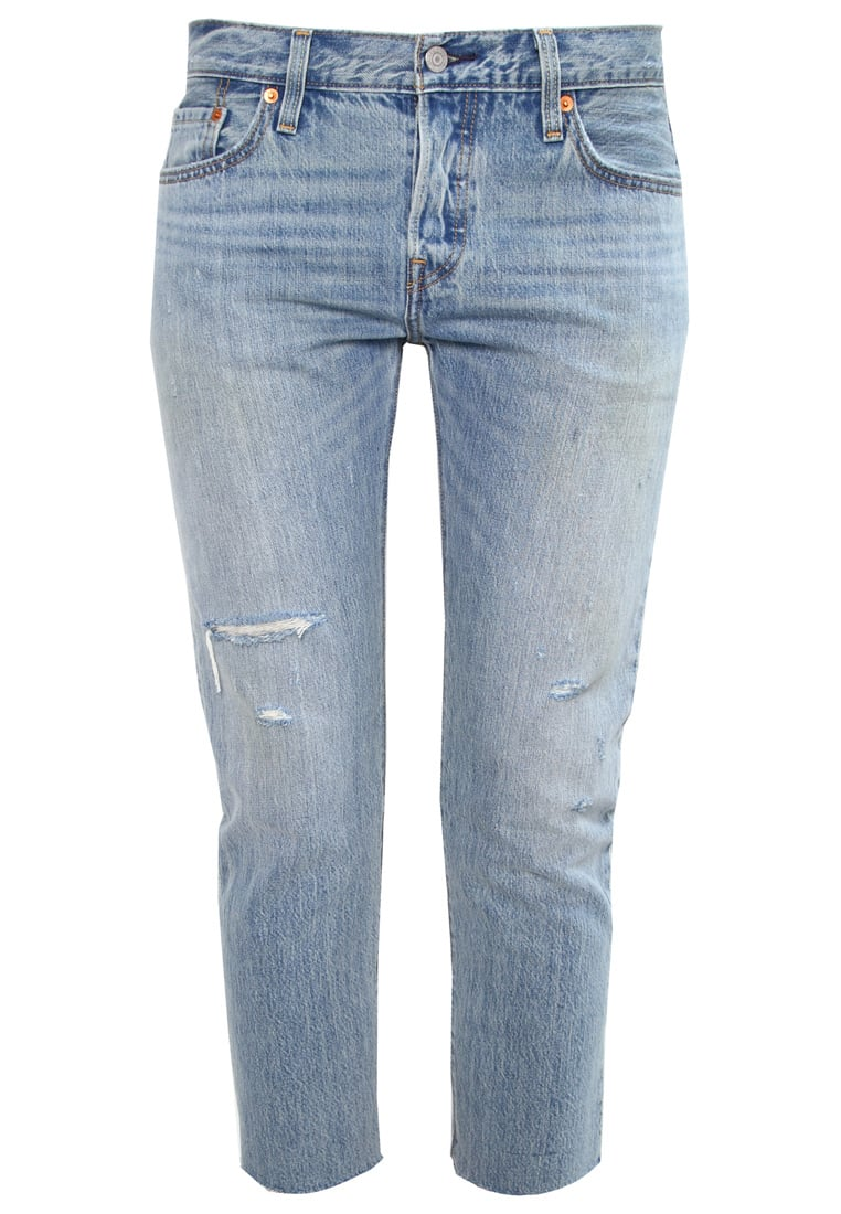 Levi's® 501 CT Jeansy Relaxed fit fancy free - 17804