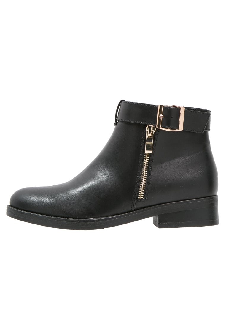 Even&Odd Ankle boot black - 16CL-B010