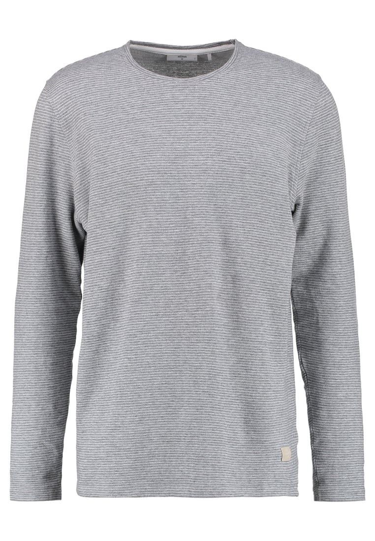 Minimum AGUSTIN Bluza light grey melange - 143260323