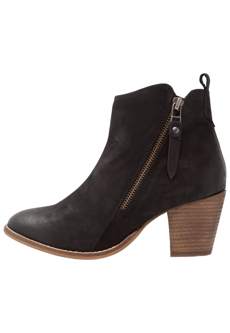 Dune London WIDE FIT WIDE FIT PONTOON Ankle boot black - 1178506690003040