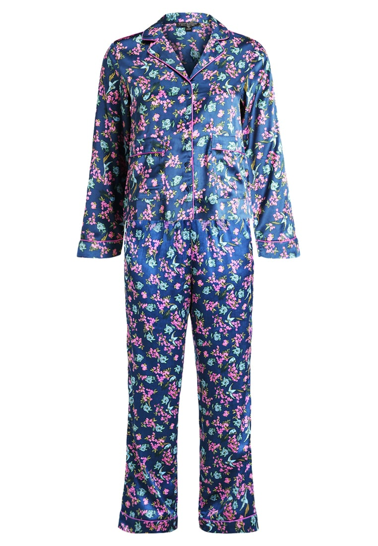 Topshop BIRD PRINT SET Piżama multicoloured