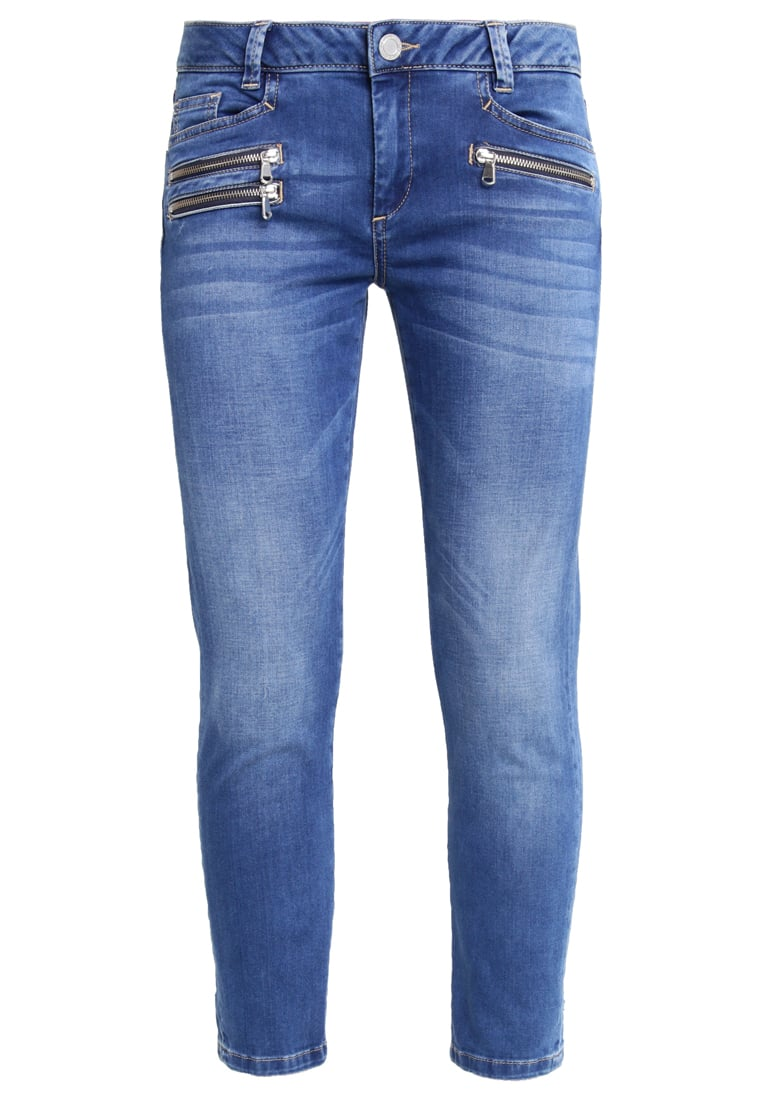 Mos Mosh BERLIN Jeansy Slim fit light blue - 118040