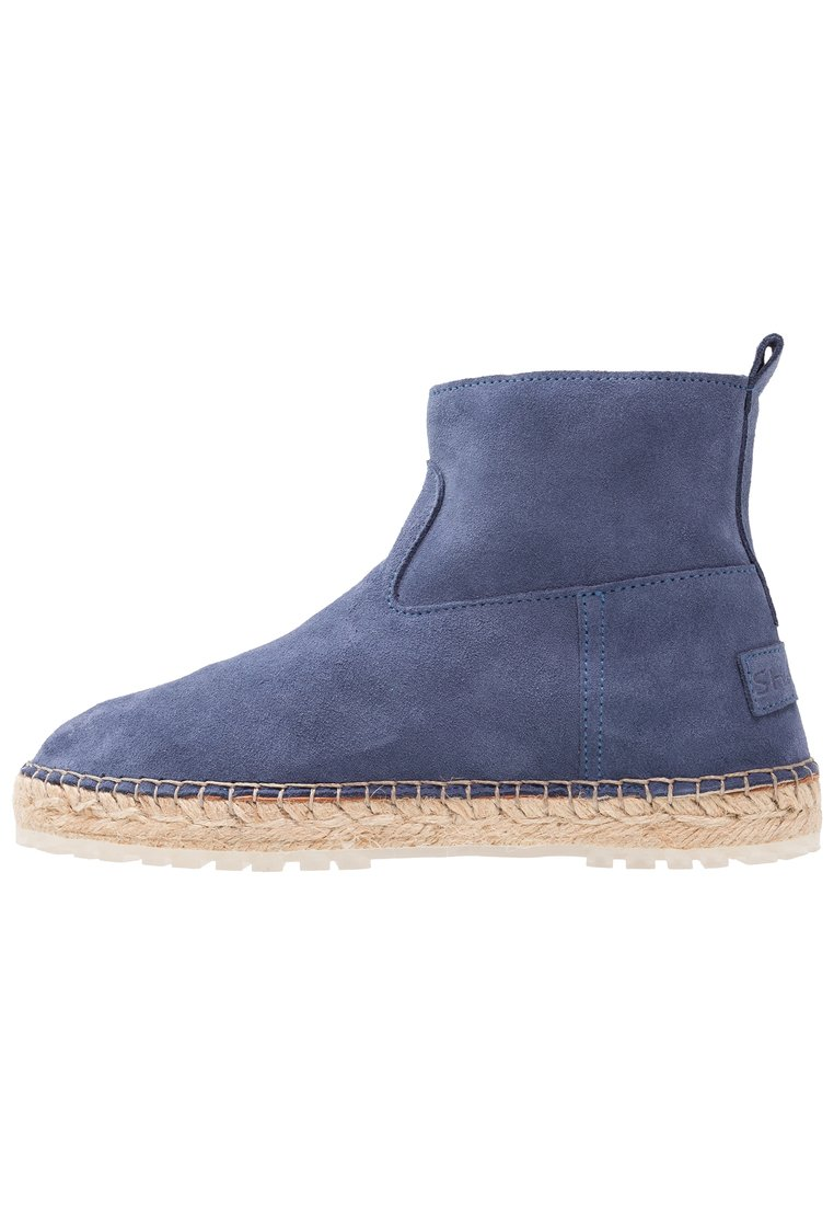 Shabbies Amsterdam Botki blue - 152020005