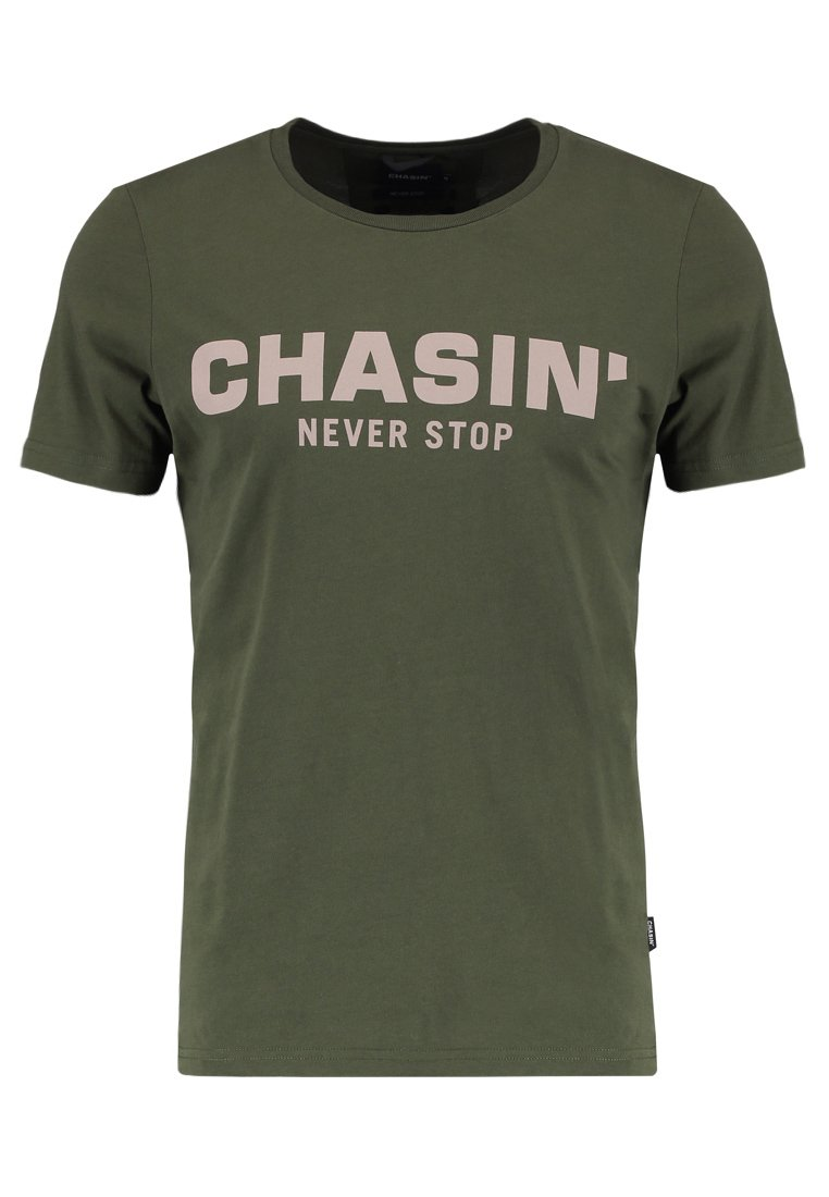 Chasin' DUELL CORP Tshirt z nadrukiem army in the city - 5211219250