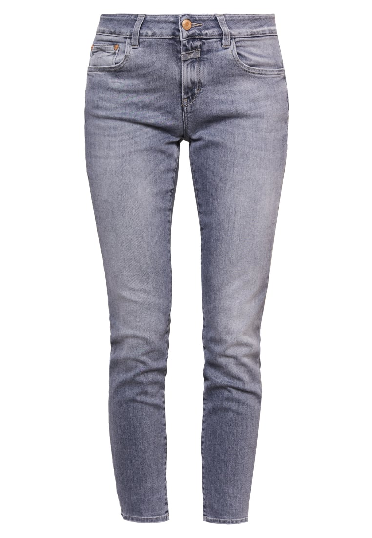 CLOSED BAKER Jeansy Slim fit stone grey - C91833-03B-4F