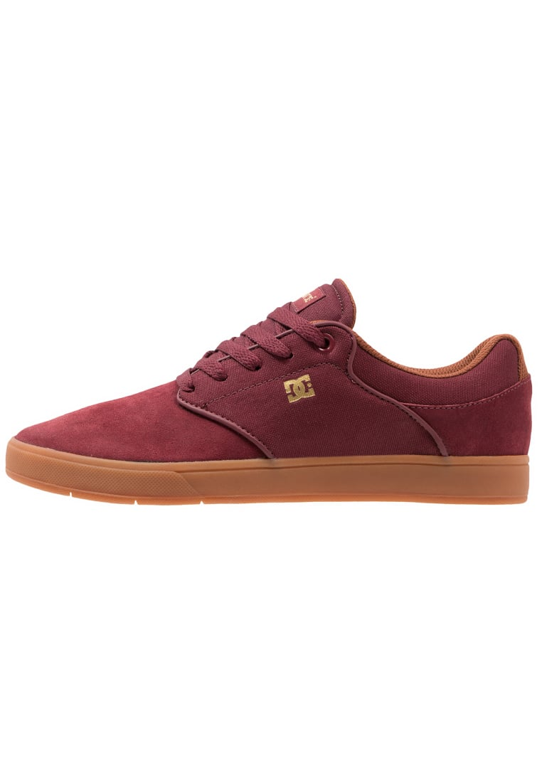 DC Shoes MIKEY TAYLOR Buty skejtowe maroon - ADYS100303