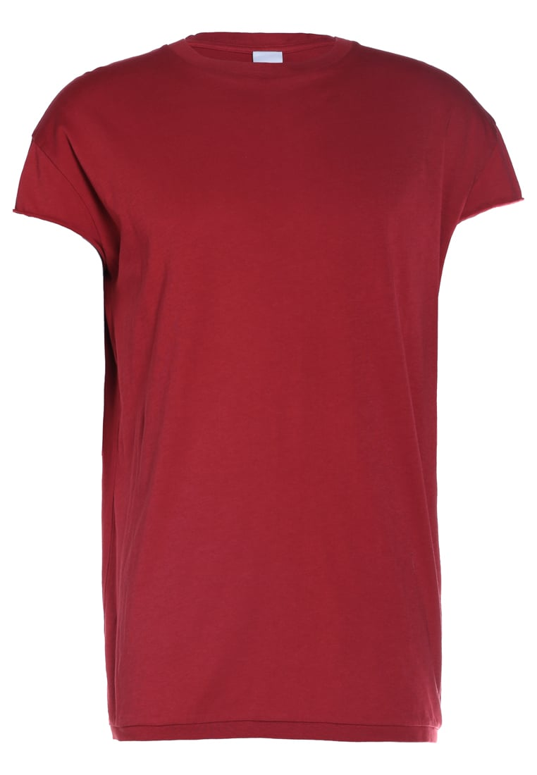 Won Hundred AIDEN Tshirt z nadrukiem red - 12540 7672