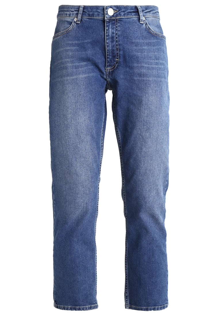 2ndOne MALOU Jeansy Relaxed fit blue herritage