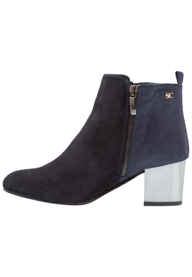 Scapa Ankle boot blue - 21/7131