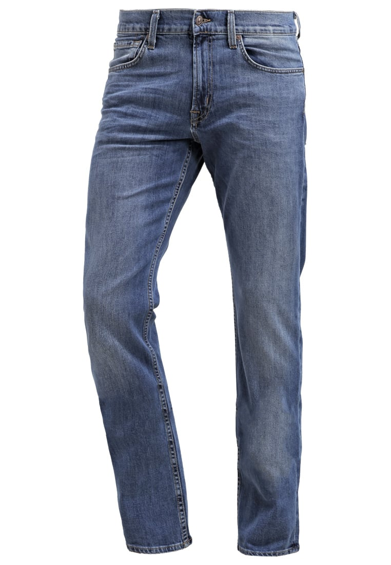 7 for all mankind SLIMMY Jeansy Slim fit ny mid used - SMSR450MX