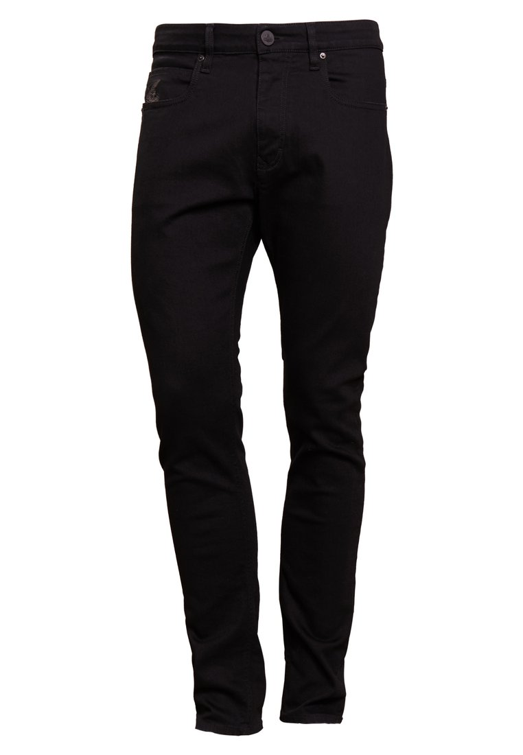 Vivienne Westwood Anglomania SKINNY TROUSERS Jeansy Slim Fit black - 28020001 10392