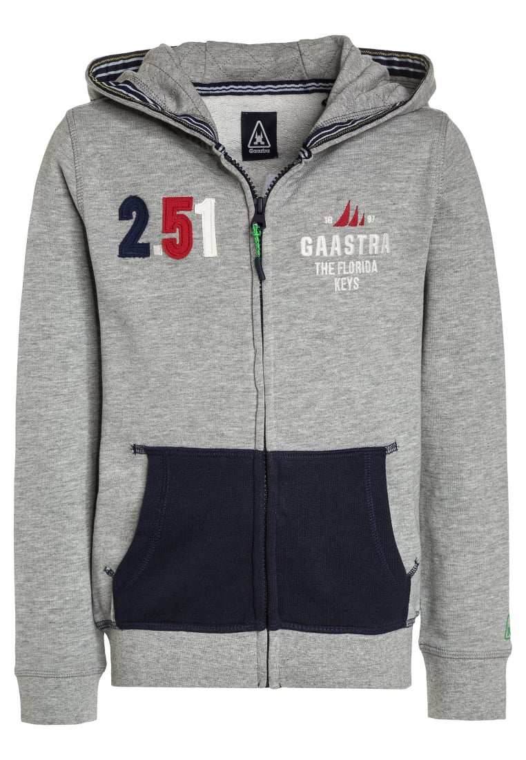 Gaastra Bluza rozpinana grey heather - 37510571
