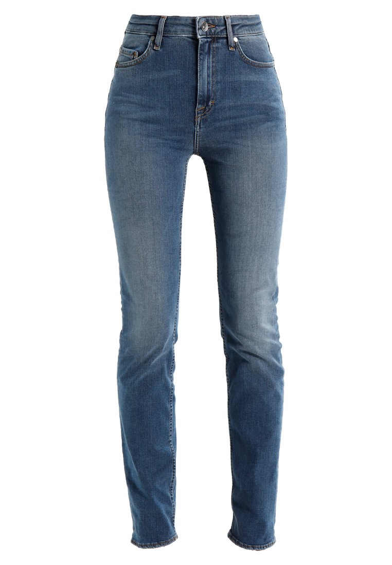 Tiger of Sweden Jeans AMY Jeansy Straight Leg medium blue - W64726001