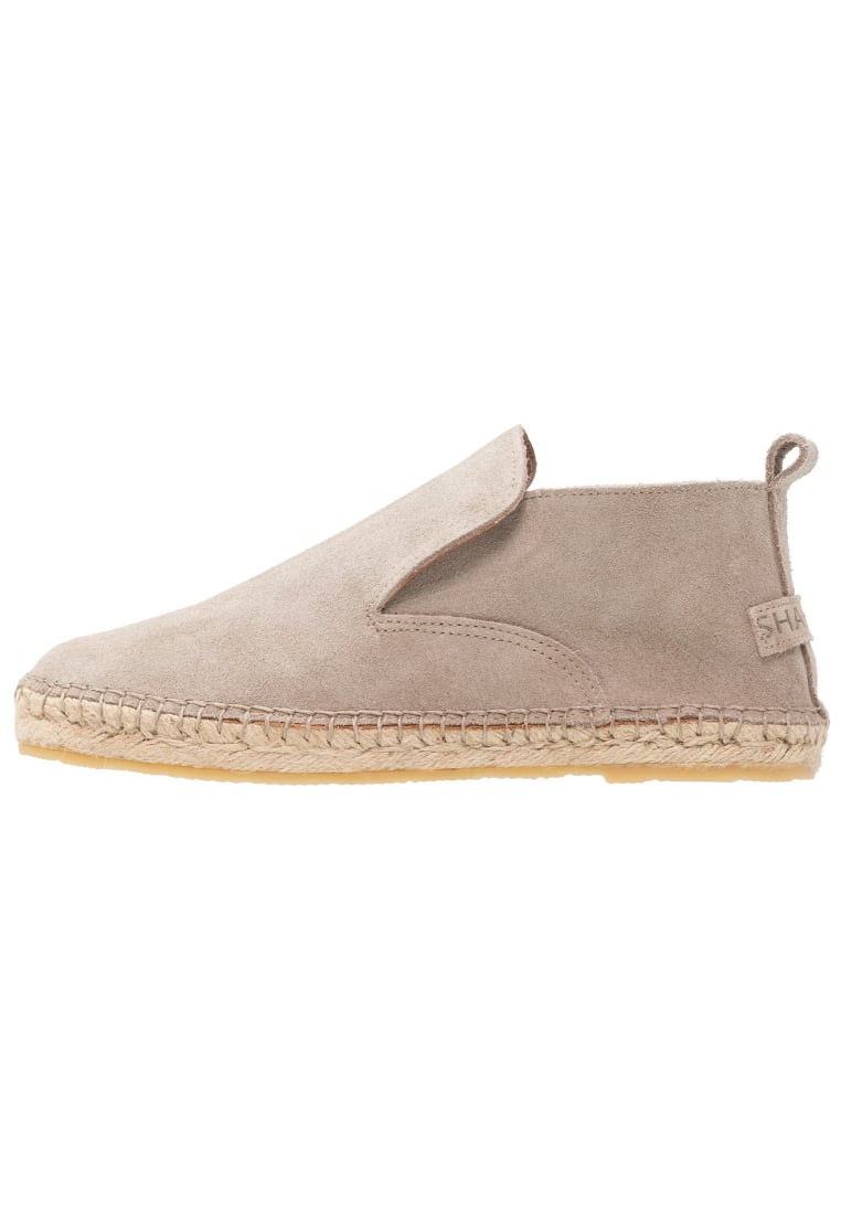 Shabbies Amsterdam Ankle boot taupe - 152020003