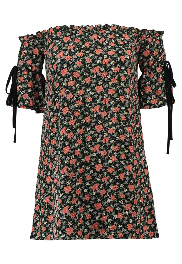 Fashion Union Tall AMBERLY CLOMBIA FLORAL Sukienka letnia columbia - AMBERLY