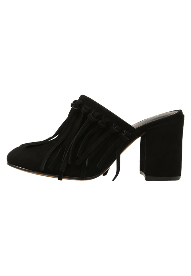 Rachel Zoe KINGSTON MULE Klapki black