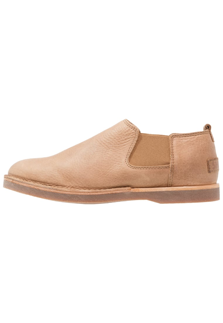 Shabbies Amsterdam Ankle boot light brown - 181020007
