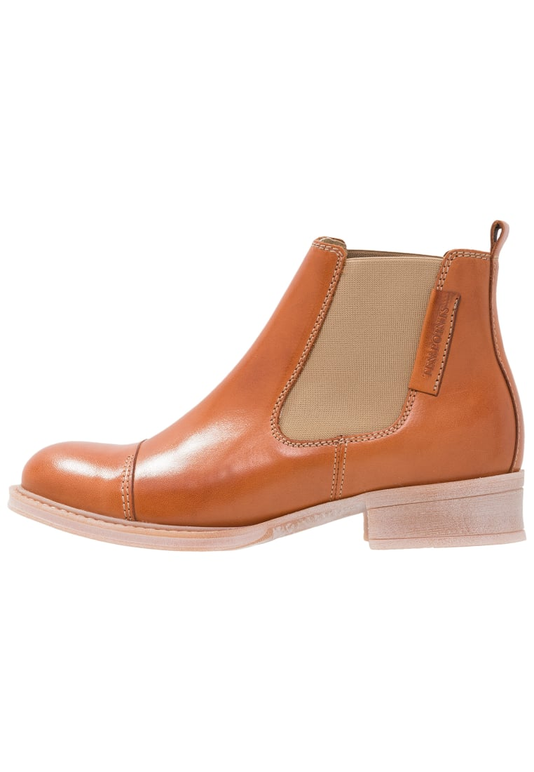 Ten Points Ankle boot cognac - 123005