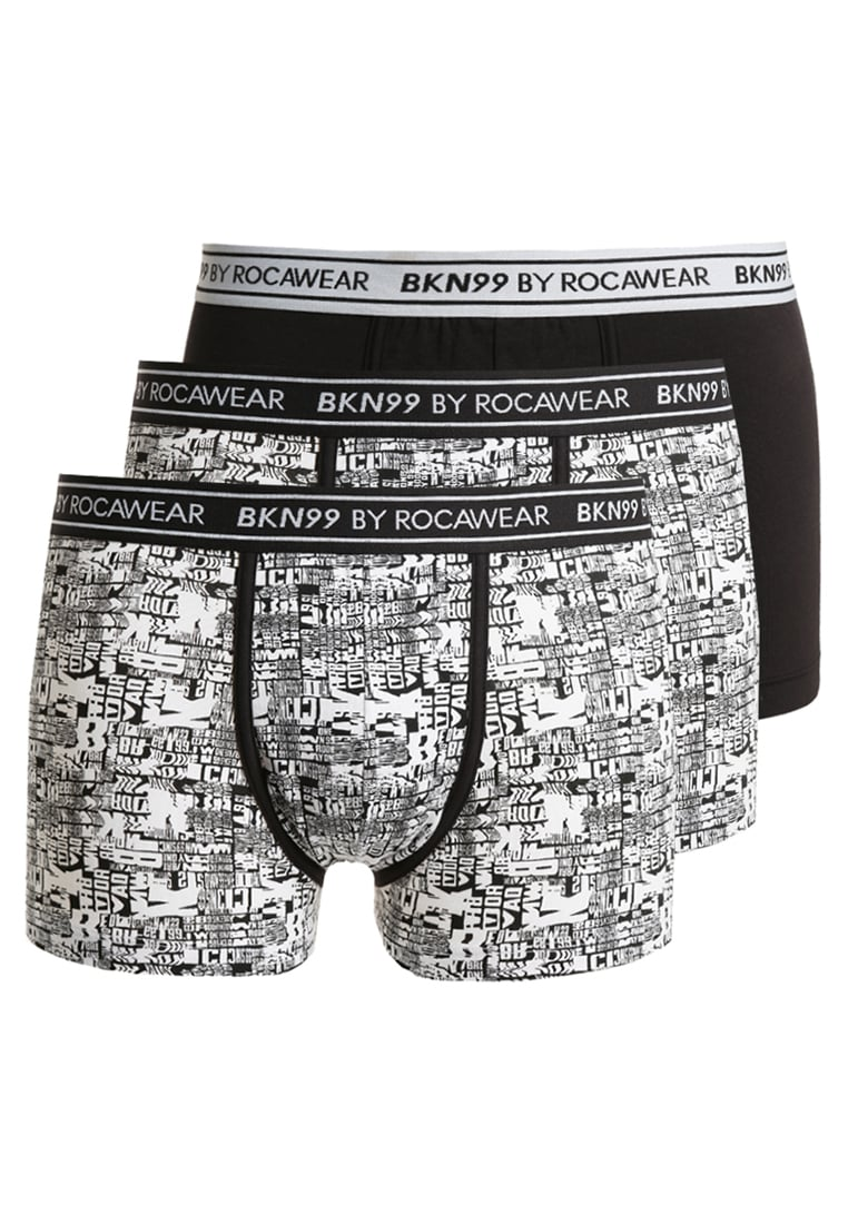 Brooklyn's Own by Rocawear 3 PACK Panty black/white - BH6_SS17_8-2-A_006