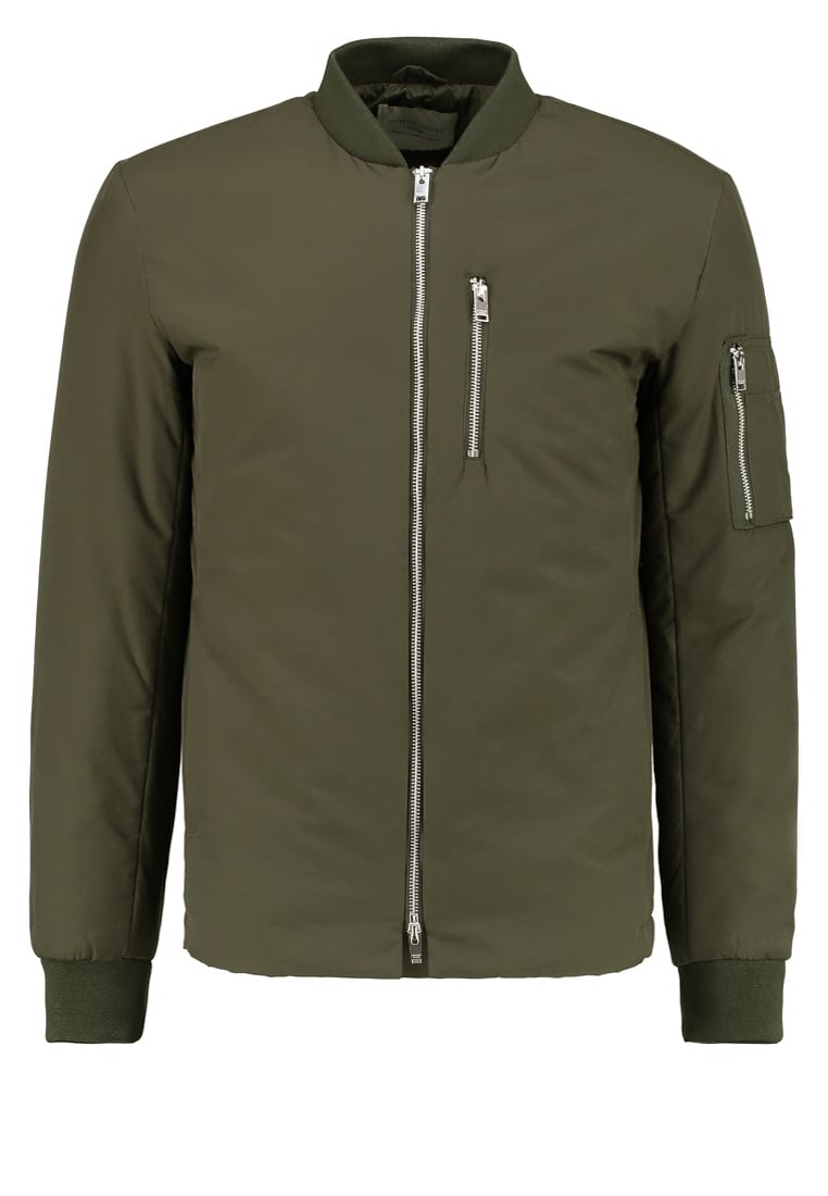 Selected Homme Kurtka Bomber forest night - 16053670