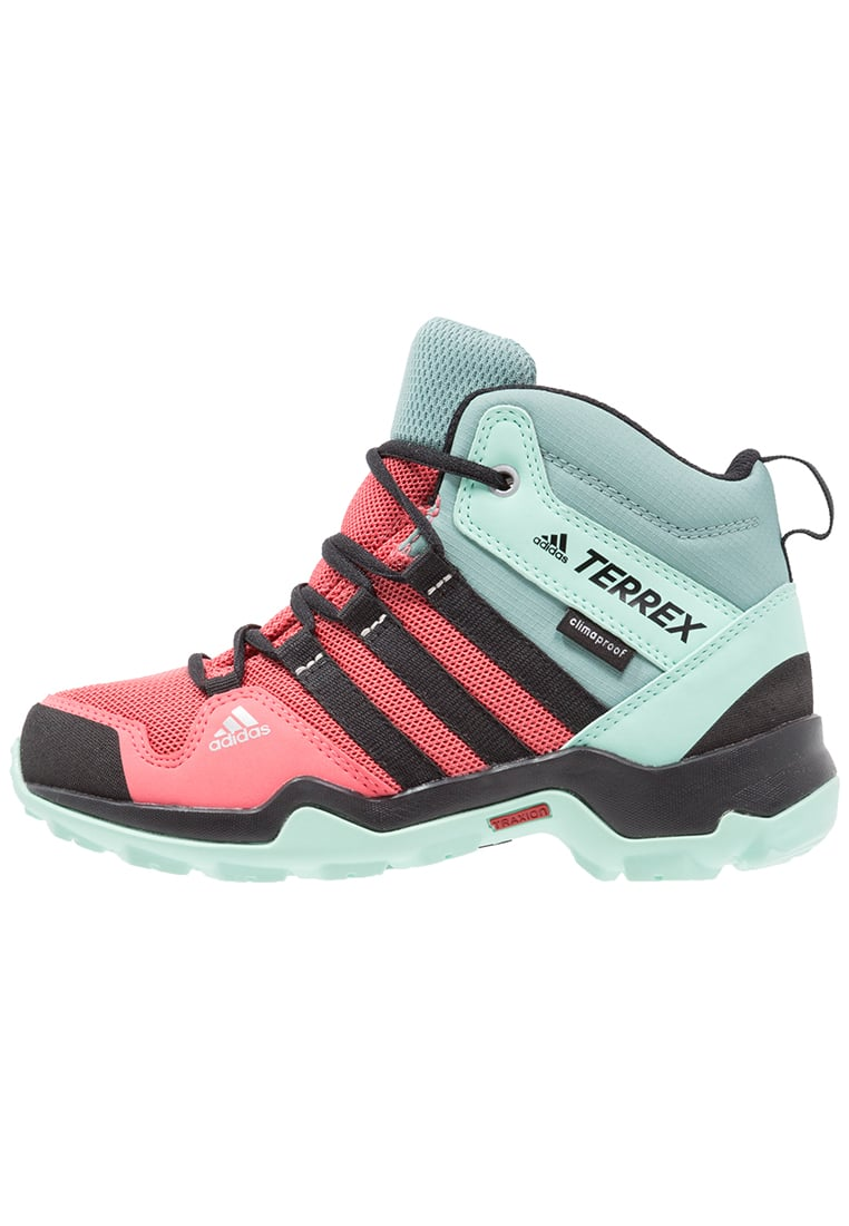 adidas Performance TERREX AX2R CP Buty trekkingowe tactile pink/core black/easy green - IJP74