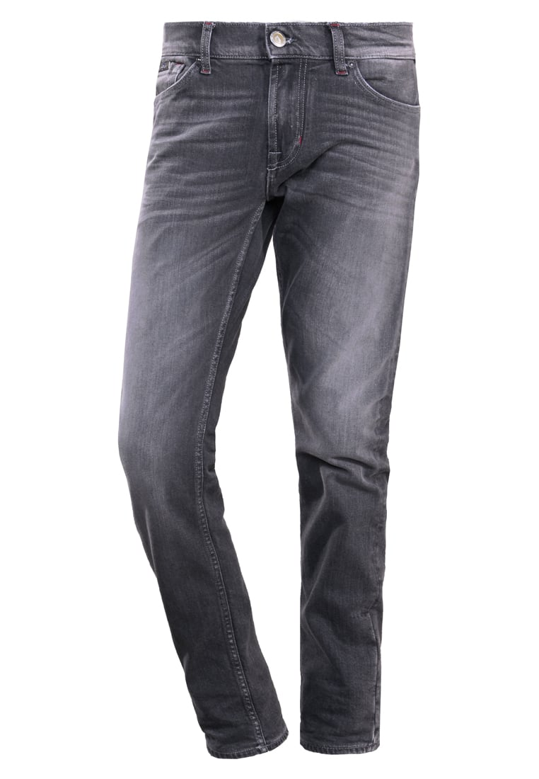 7 for all mankind RONNIE Jeansy Slim fit grey - SD4R38XFV