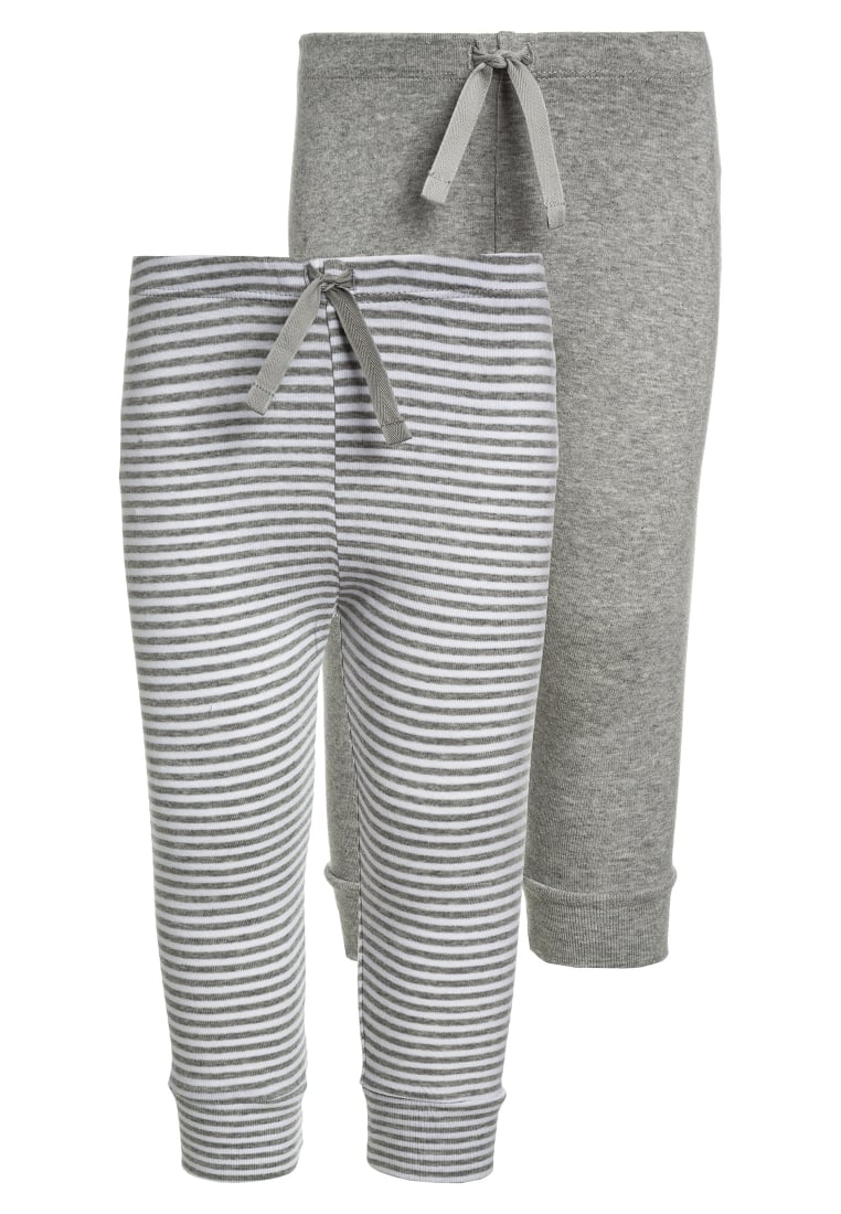 GAP 2 PACK Spodnie materiałowe light heather grey - 595698