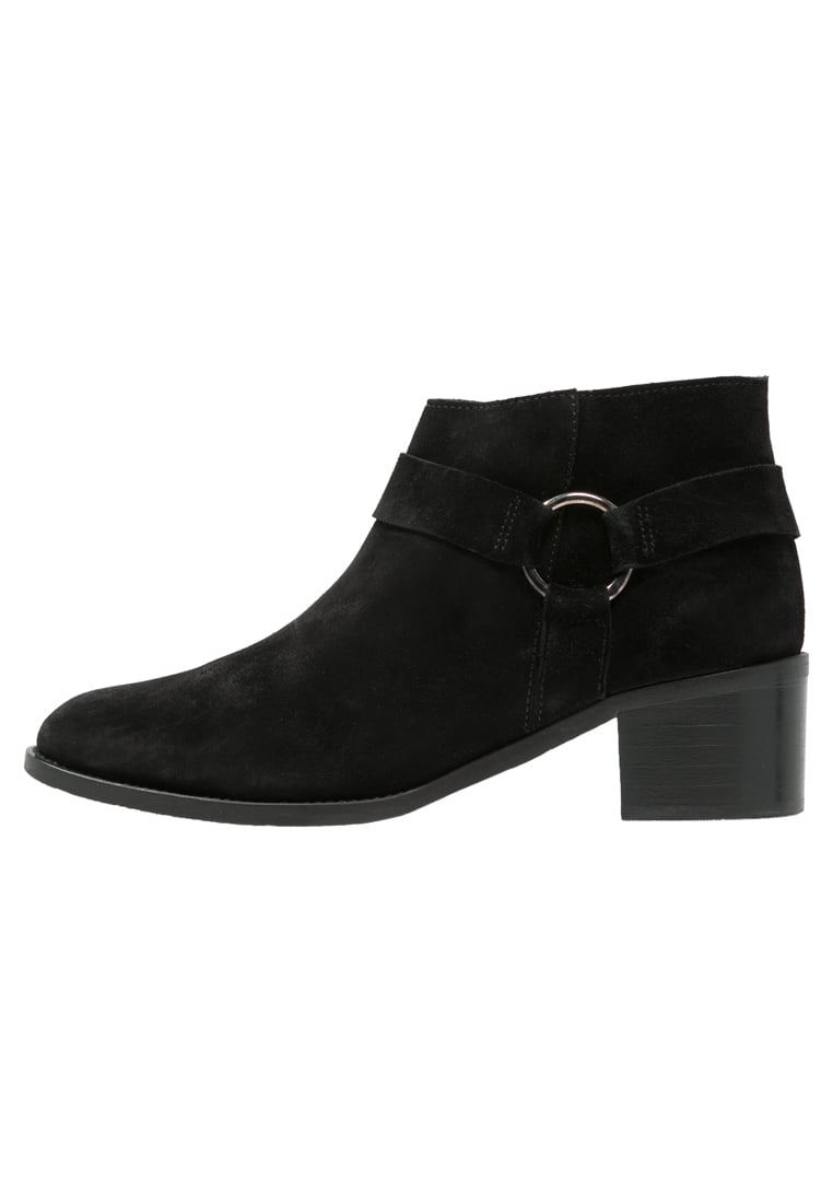 Bianco Ankle boot black - 26-49124